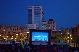 Movie in the Park Pic